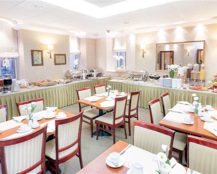 Best Western Hotel Prima Wroclaw Restaurant