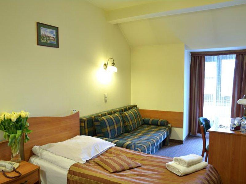 Hotel Fortuna Bis demnächst Nobilton Hotel Wohnbeispiel