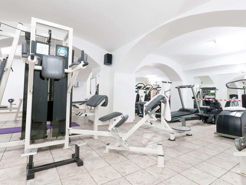 Best Western Hotel Prima Wroclaw Sport und Freizeit