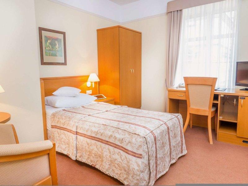 Best Western Hotel Prima Wroclaw Wohnbeispiel