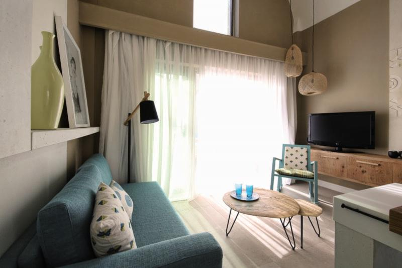 Domes Noruz - Erwachsenenhotel Wohnbeispiel
