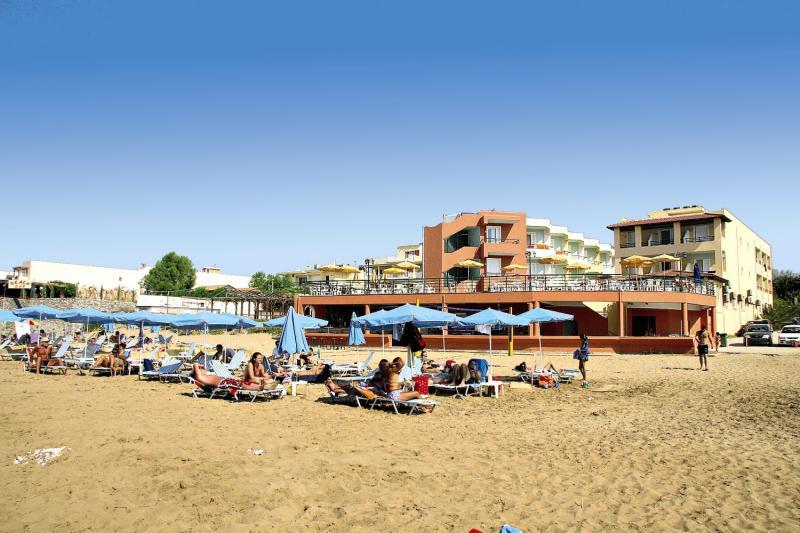 Dedalos Beach Strand