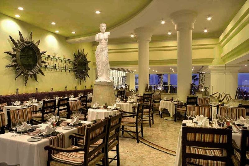Hilton Sharm Waterfalls Resort Restaurant