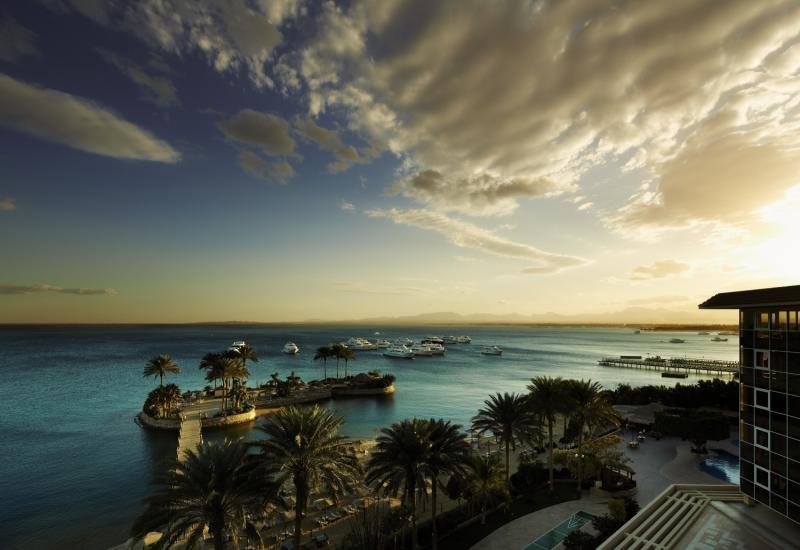 Hurghada Marriott Beach Resort Strand