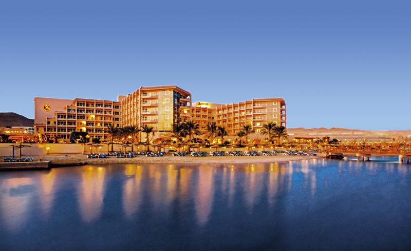 Hurghada Marriott Beach Resort Außenaufnahme