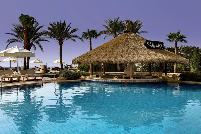 Hilton Sharm Waterfalls Resort Pool