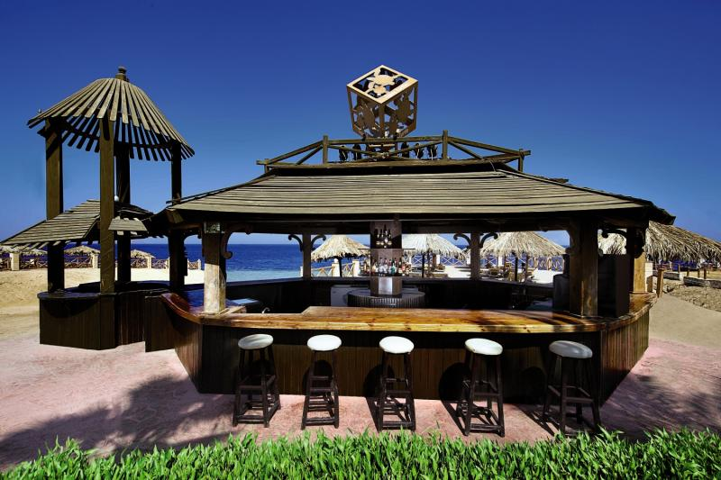 Hilton Sharm Waterfalls Resort Bar