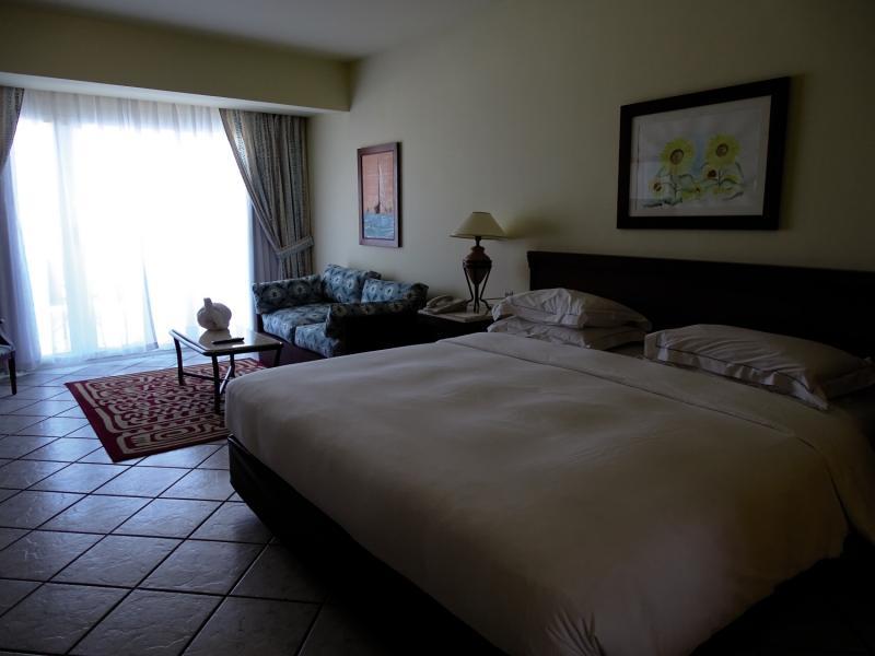 Hilton Sharm Waterfalls Resort Wohnbeispiel