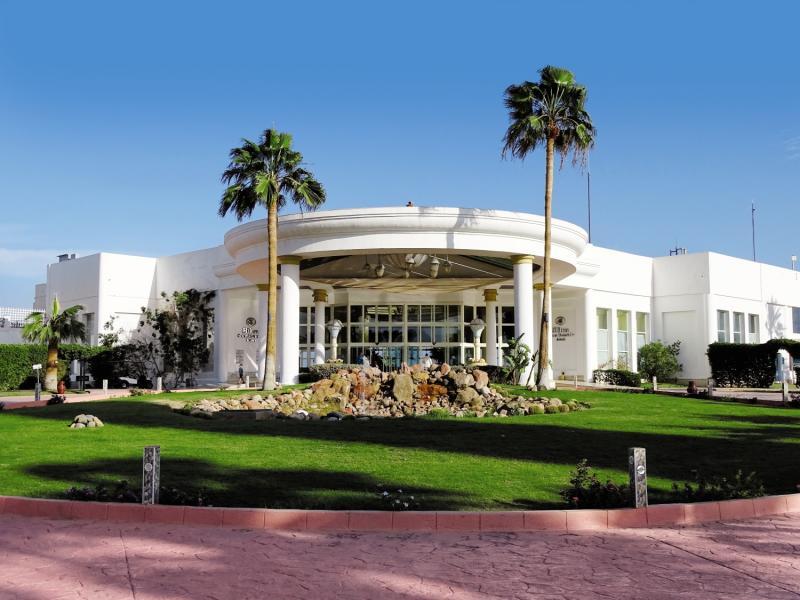 Hilton Sharm Waterfalls Resort Außenaufnahme