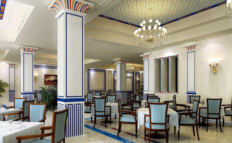 Stella Di Mare Gardens Resort & Spa Makadi Bay Restaurant