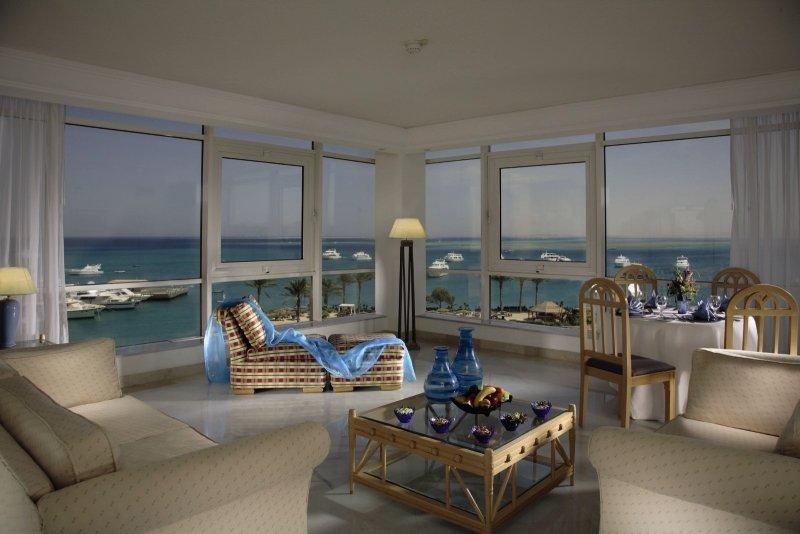 Hurghada Marriott Beach Resort Wohnbeispiel