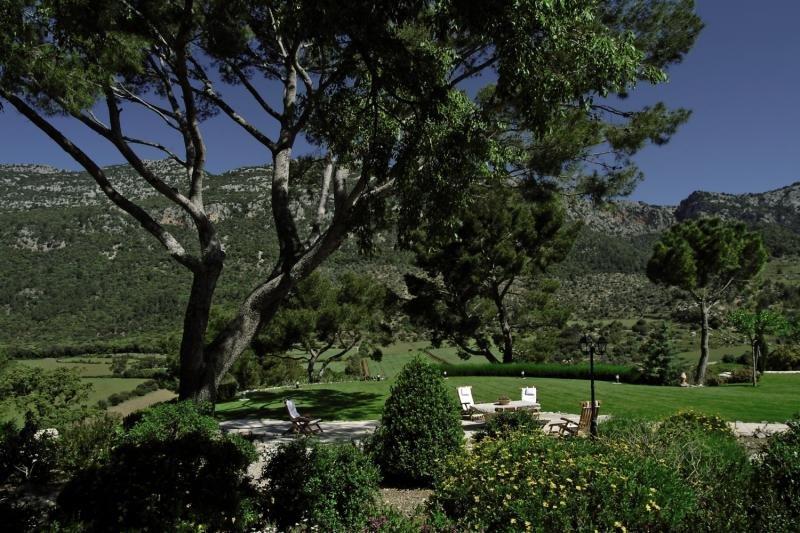 Son Palou Orient Garten
