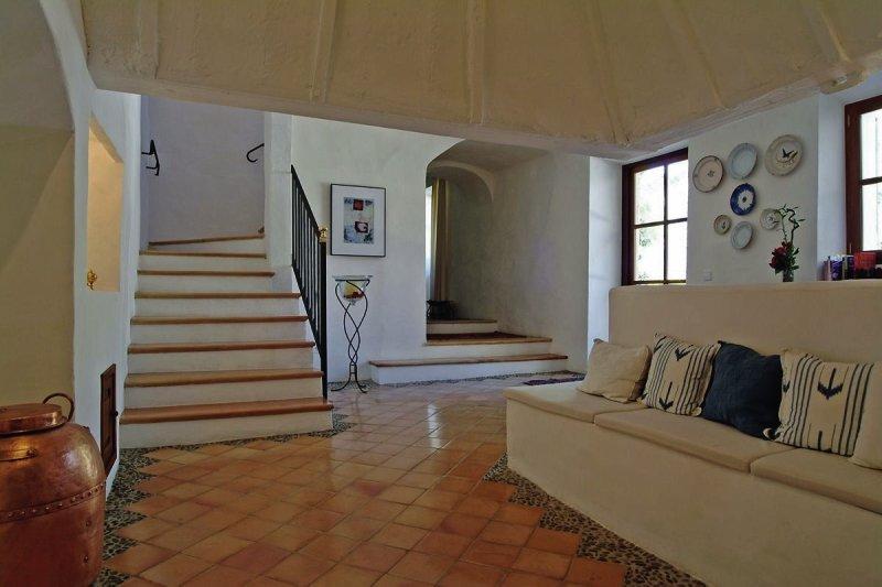 Son Palou Orient Lounge/Empfang