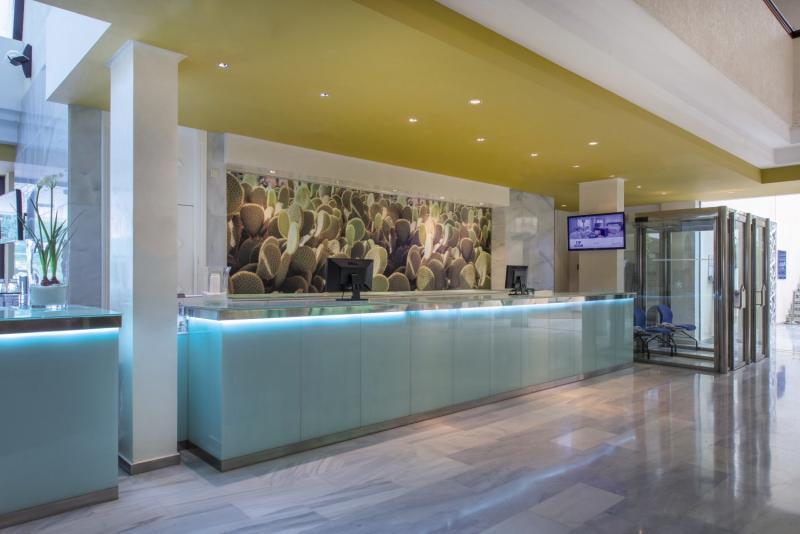 Iberostar Royal Andalus Lounge/Empfang