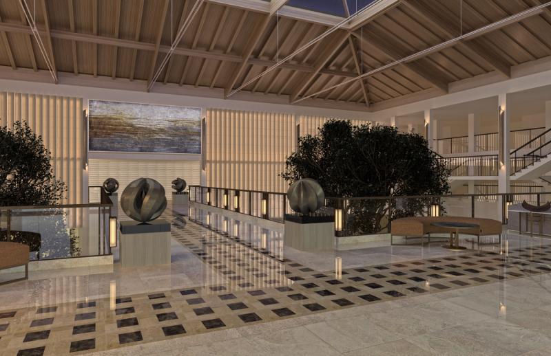 Hipotels Barrosa Park Lounge/Empfang
