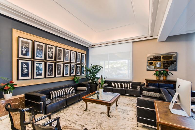 Coronado Thalasso & Spa Lounge/Empfang