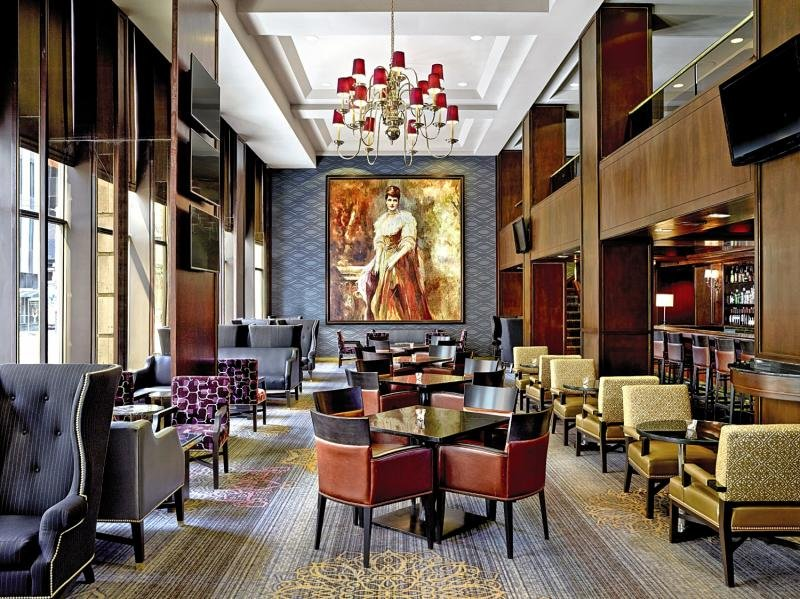 The Omni King Edward Lounge/Empfang