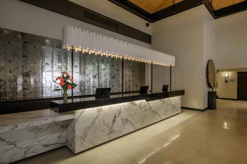 Rodd Miramichi River Lounge/Empfang