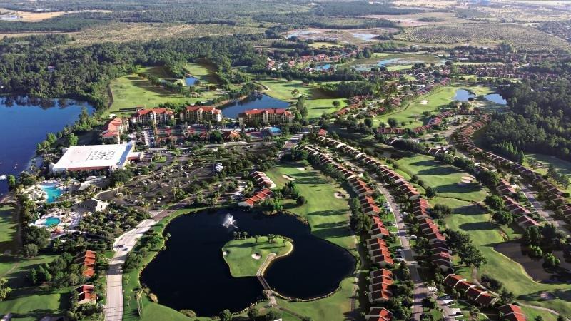 Holiday Inn Club Vacations at Orange Lake Resort Außenaufnahme