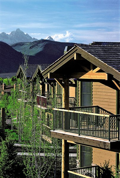 Grand View Lodge Außenaufnahme