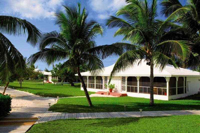 Cape Santa Maria Beach Resort & Villas Garten