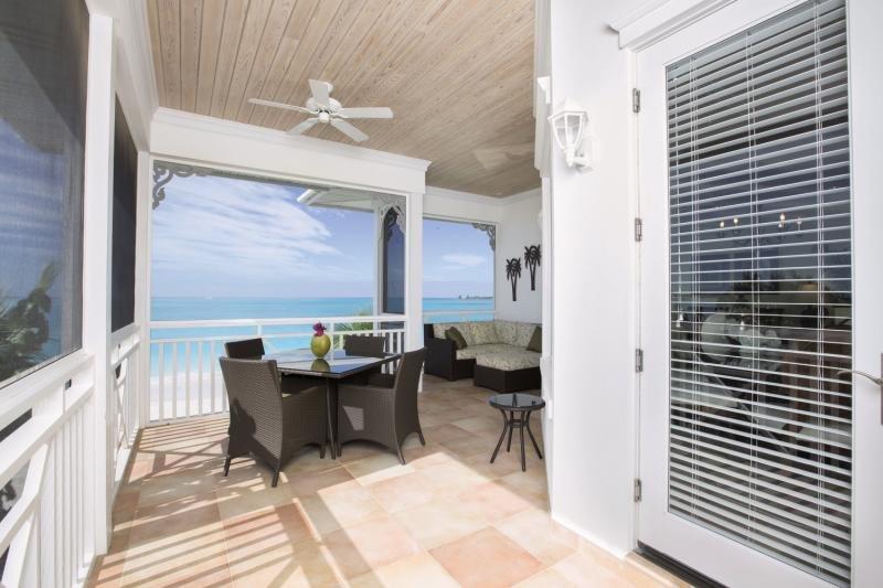Cape Santa Maria Beach Resort & Villas Terrasse