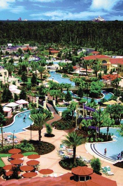 Holiday Inn Club Vacations at Orange Lake Resort Pool