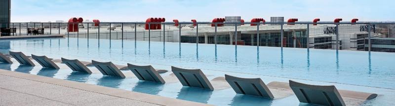 Marriott Marquis Houston Pool