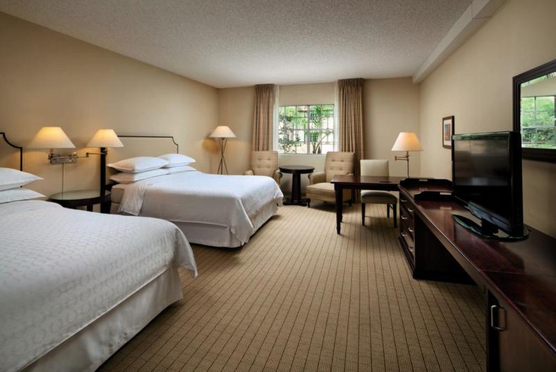 Anaheim Majestic Garden Hotel Wohnbeispiel
