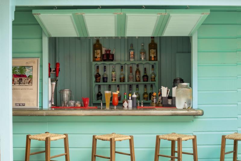 Sugar Bay Barbados Bar