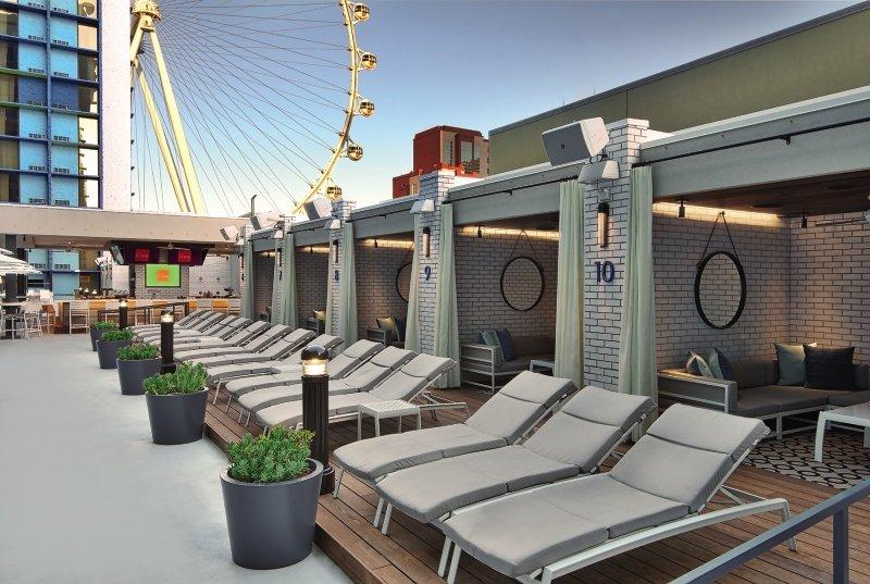 The LINQ Hotel & Casino Bar