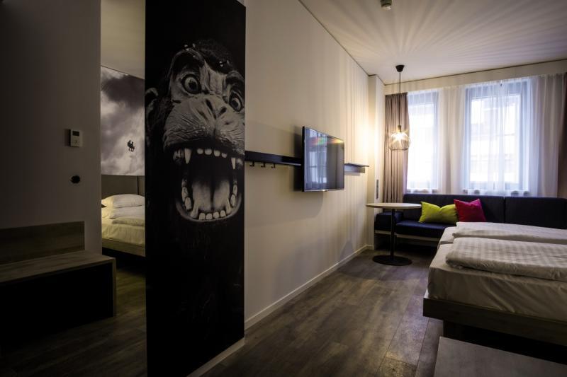 roomz Hotel Vienna Prater Wellness