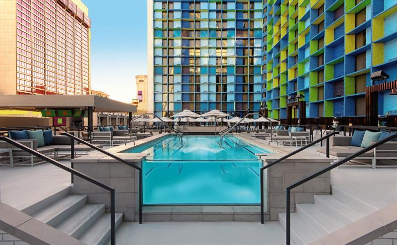 The LINQ Hotel & Casino Wellness