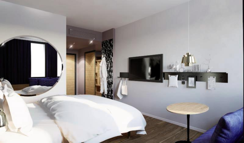 roomz Hotel Vienna Prater Wohnbeispiel