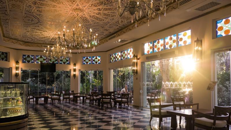 Ali Bey Resort Sorgun Lounge/Empfang