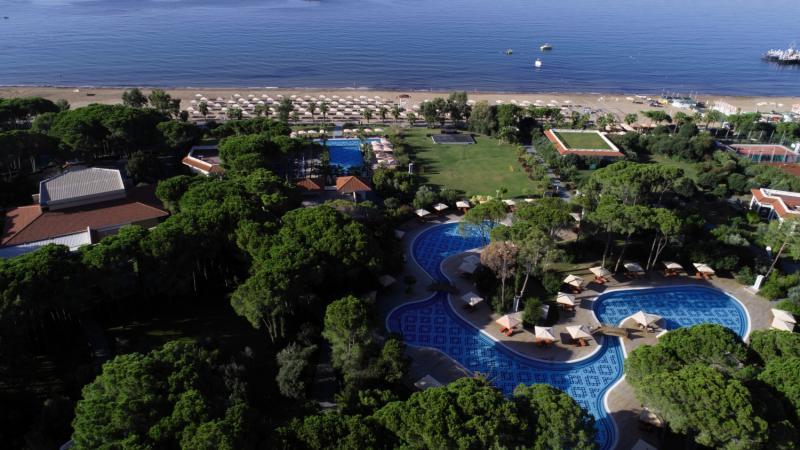 Ali Bey Resort Sorgun Außenaufnahme
