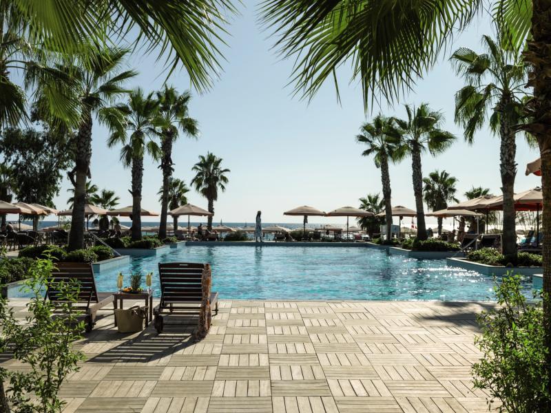 Ali Bey Resort Sorgun Pool