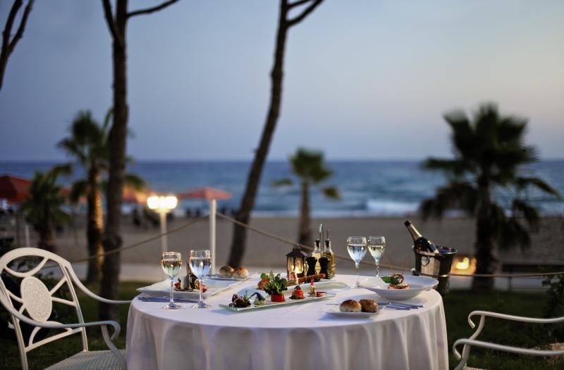 Ali Bey Resort Sorgun Restaurant