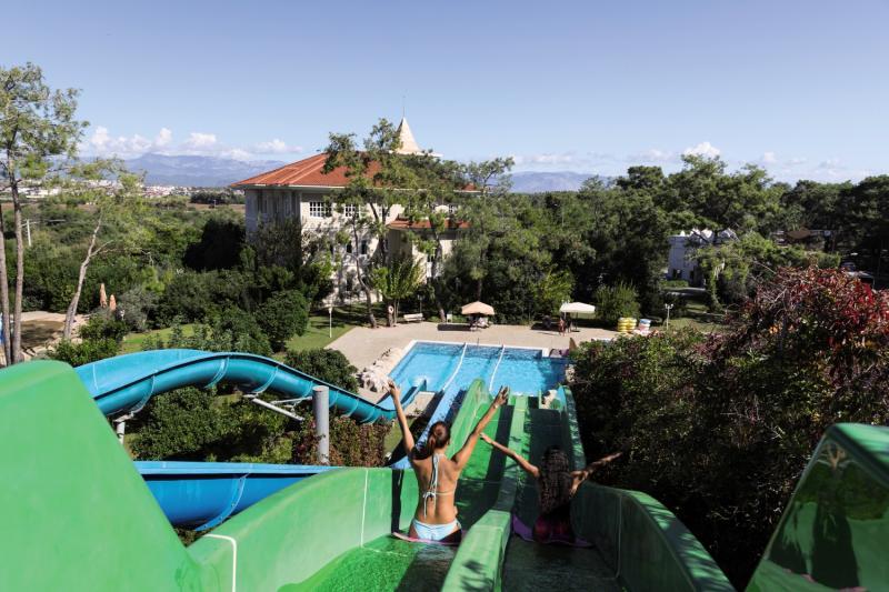 Ali Bey Resort Sorgun Sport und Freizeit