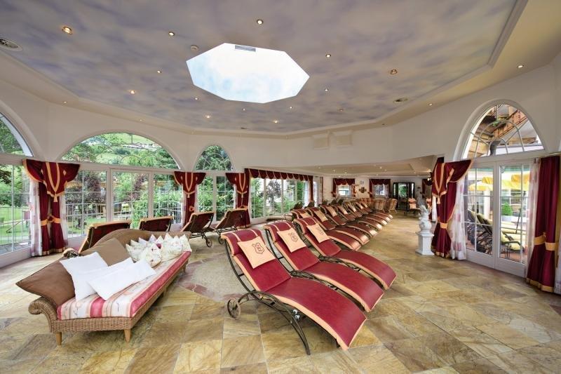 Landgut Zapfenhof Lounge/Empfang