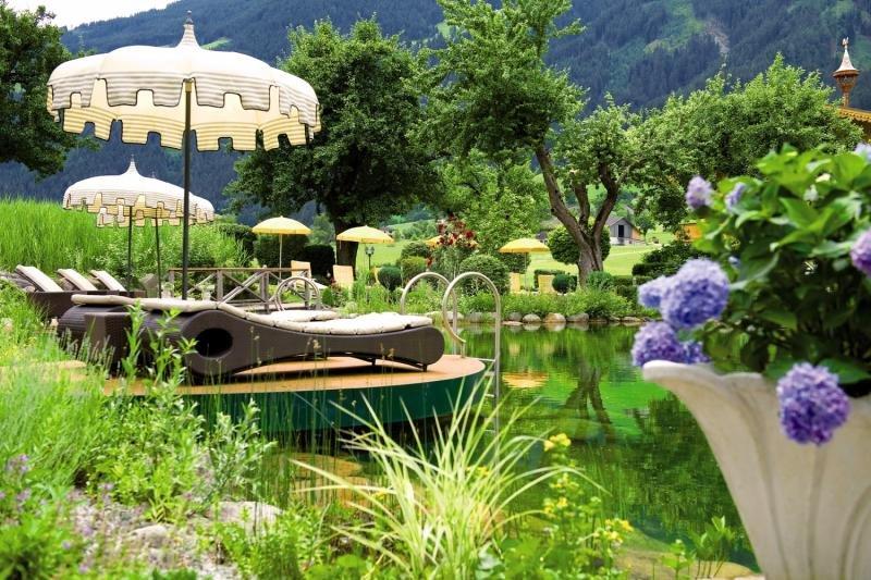 Landgut Zapfenhof Garten