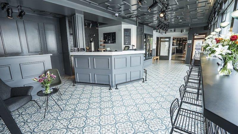 Kvosin Downtown Hotel Lounge/Empfang