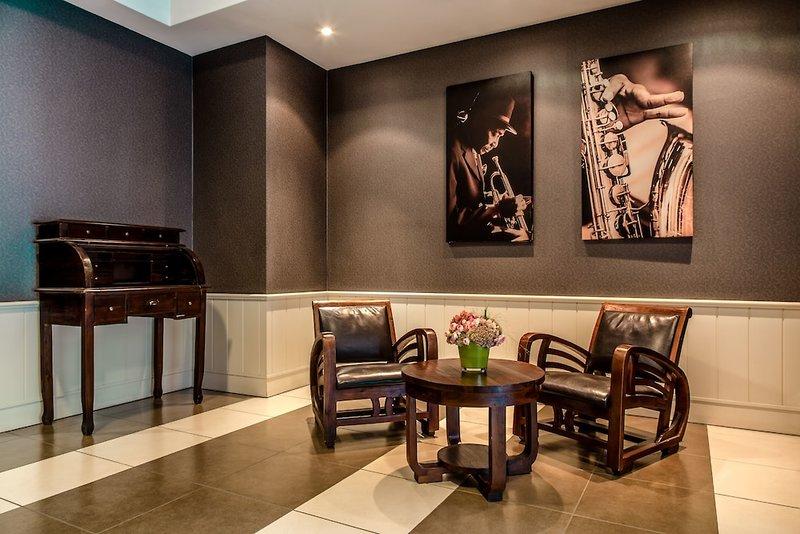 Premier Suites Brussels Lounge Lounge/Empfang