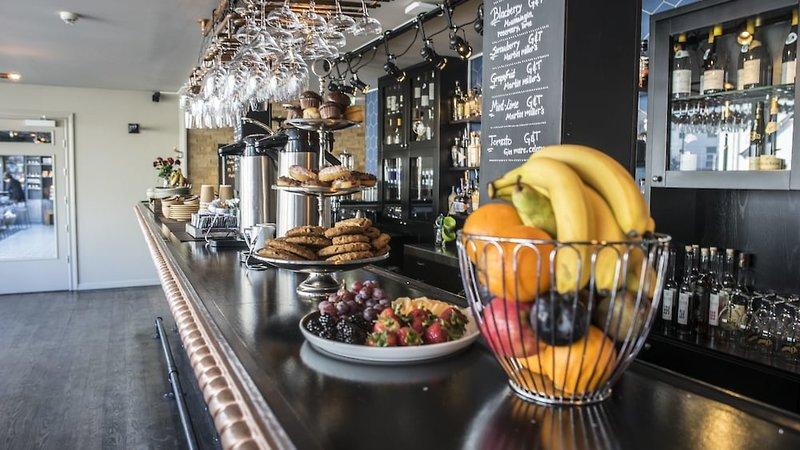 Kvosin Downtown Hotel Restaurant