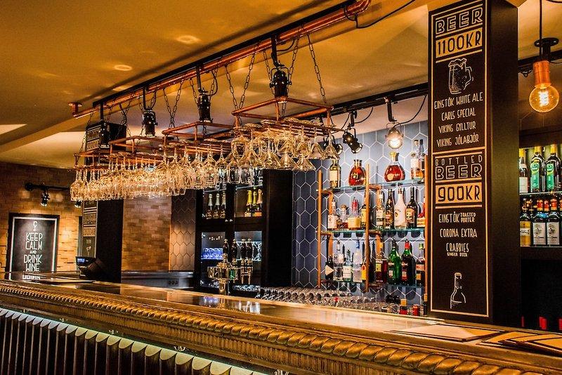Kvosin Downtown Hotel Bar