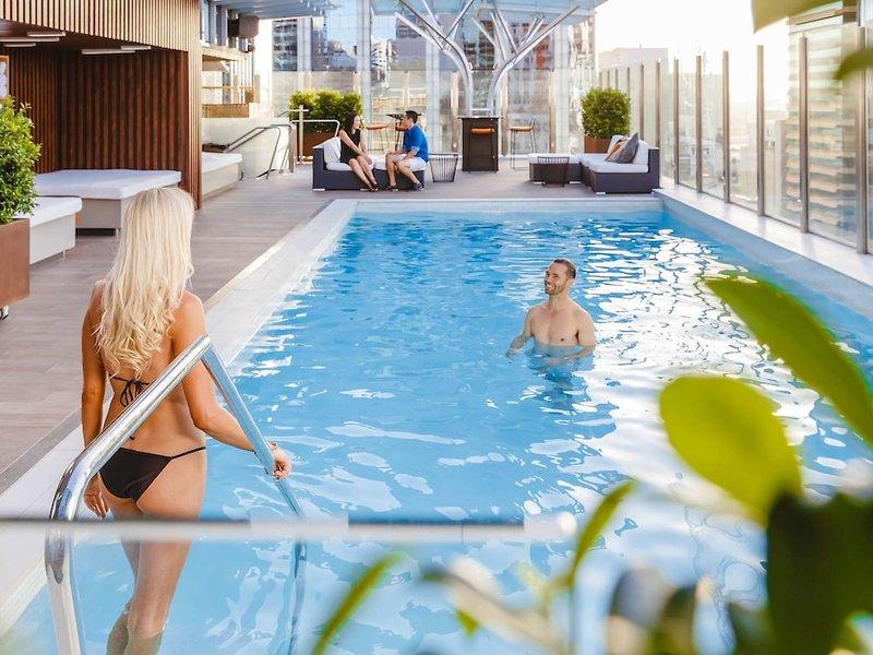 Mercure Brisbane King George Square Pool