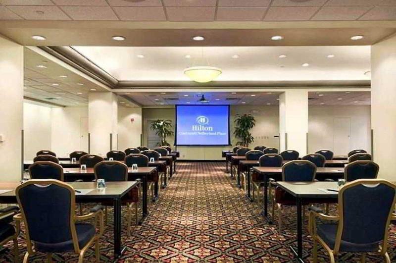 Hilton Cincinnati Netherland Plaza Konferenzraum