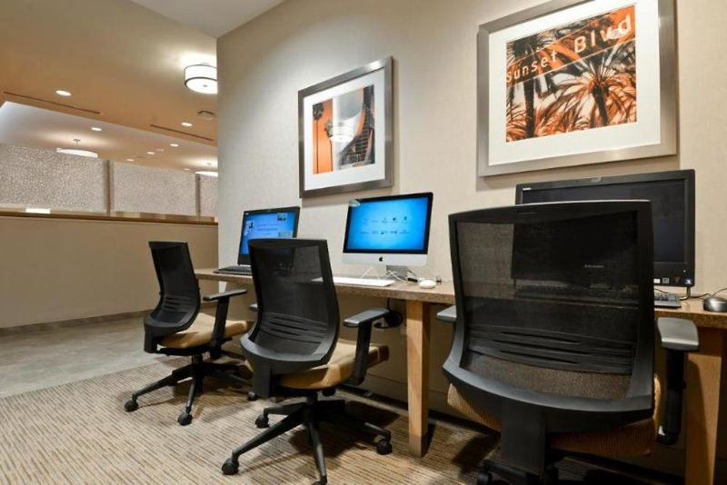Homewood Suites by Hilton Anaheim Convention Center Lounge/Empfang