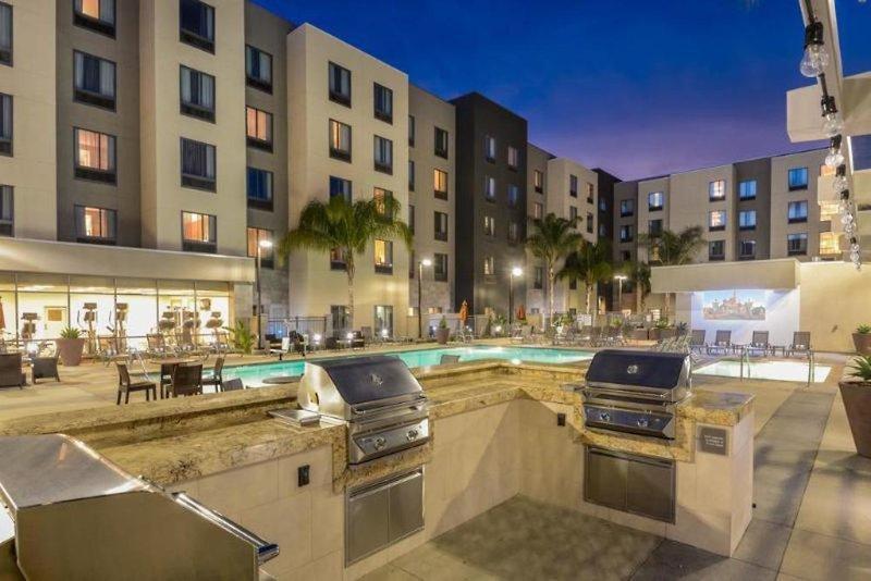 Homewood Suites by Hilton Anaheim Convention Center Außenaufnahme