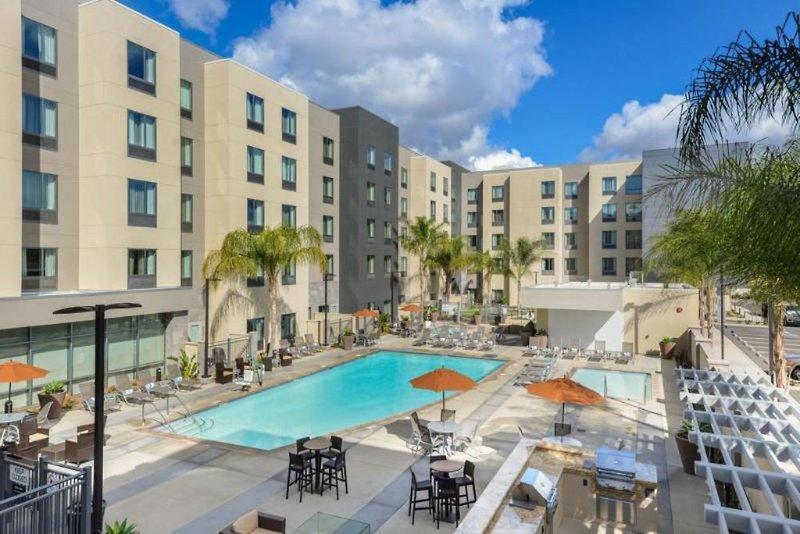Homewood Suites by Hilton Anaheim Convention Center Pool